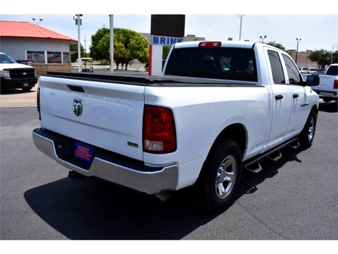 2012 Ram 1500 Tradesman | Lubbock, TX | Brink Fleet in Lubbock, TX