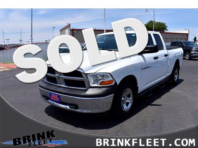 2012 Ram 1500 Tradesman | Lubbock, TX | Brink Fleet in Lubbock TX