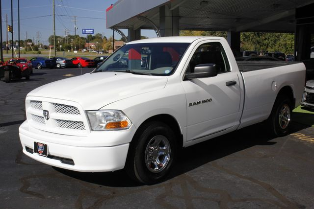 2012 Ram 1500 Tradesman Pkg REG CAB Long Bed RWD Mooresville , NC 21