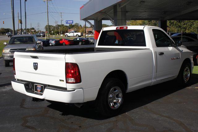 2012 Ram 1500 Tradesman Pkg REG CAB Long Bed RWD Mooresville , NC 22