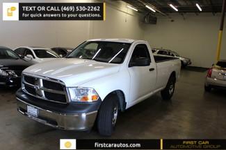 2012 Ram 1500 ST | Plano, TX | First Car Automotive Group in Plano, Dallas, Allen, McKinney TX
