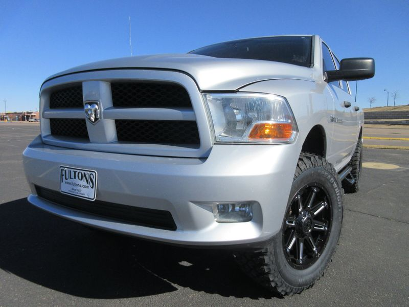 2012 Ram 1500 Crew Cab Express 4X4 w Hemi  Fultons Used Cars Inc  in , Colorado