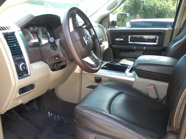 2012 Ram 2500 4X4 6.7 Mega Cab  Laramie Longhorn San Antonio, Texas 4
