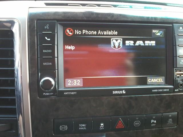 2012 Ram 2500 4X4 6.7 Mega Cab  Laramie Longhorn San Antonio, Texas 15