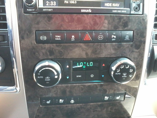 2012 Ram 2500 4X4 6.7 Mega Cab  Laramie Longhorn San Antonio, Texas 16