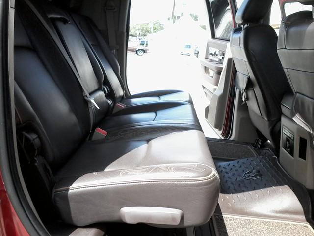 2012 Ram 2500 4X4 6.7 Mega Cab  Laramie Longhorn San Antonio, Texas 6