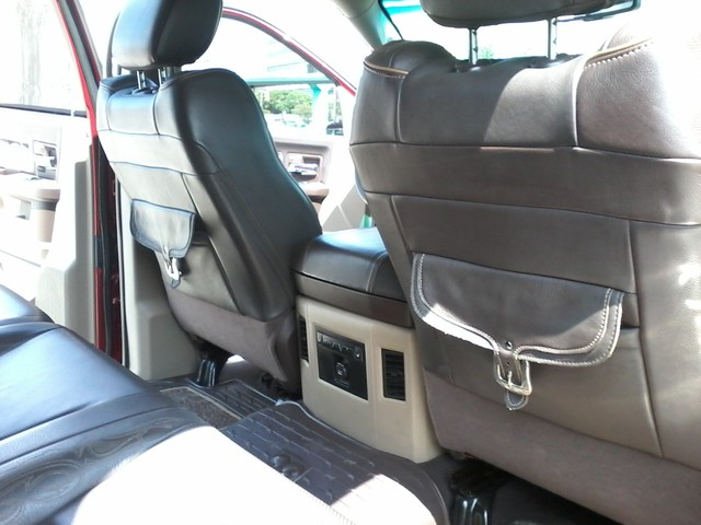 2012 Ram 2500 4X4 6.7 Mega Cab  Laramie Longhorn San Antonio, Texas 7