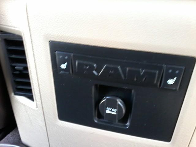 2012 Ram 2500 4X4 6.7 Mega Cab  Laramie Longhorn San Antonio, Texas 8