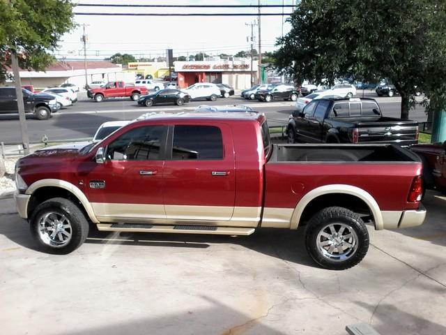 2012 Ram 2500 4X4 6.7 Mega Cab  Laramie Longhorn San Antonio, Texas 0