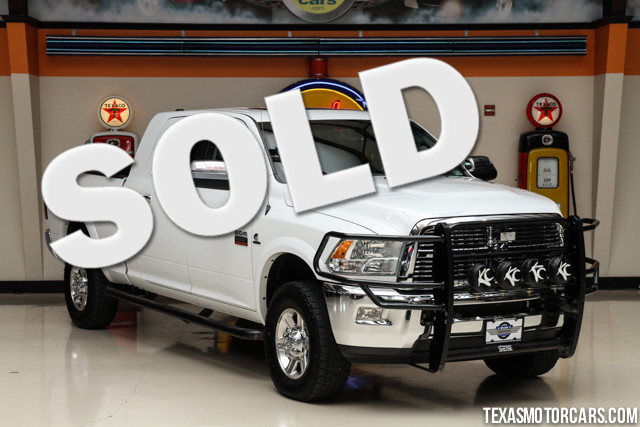 2012 Ram 2500 Laramie This 2012 Ram 2500 Laramie is in excellent condition with only 104 605 miles