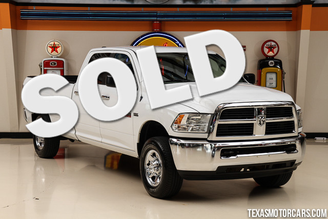 2012 Ram 2500 SLT This Carfax 1-Owner 2012 Ram 2500 SLT is in excellent condition with only 134 4