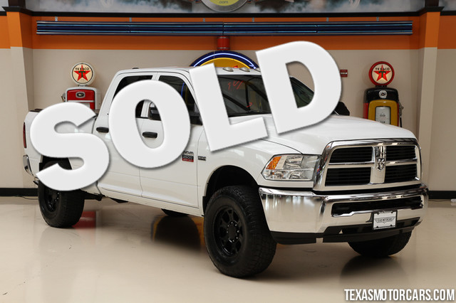 2012 Ram 2500 ST This Carfax 1-Owner 2012 Ram 2500 ST is in great shape with only 97 796 miles T