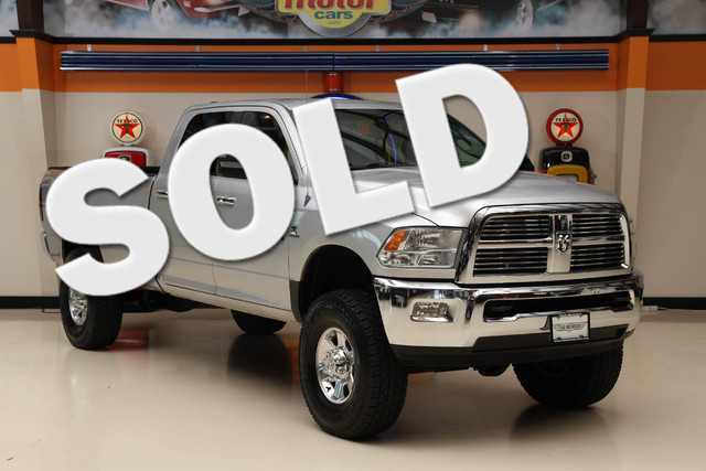 2012 Ram 2500 Big Horn This 2012 Ram 2500 Big Horn is in great shape with only 73 722 miles The