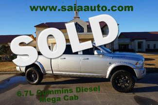 2012 Ram Dodge 2500 Mega Cab Laramie 6.7 Diesel 4wd