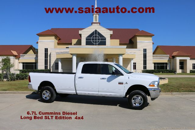 2012 Dodge Ram 2500 Crew Cab Slt 4wd 6.7 DIESEL BIG HORN PWR SEAT TOW PKG DELETED TUNED CLEAN CAR FAX SERVICEDETAILED READY TO GEAUX | Baton Rouge , Louisiana | Saia Auto Consultants LLC in Baton Rouge  Louisiana