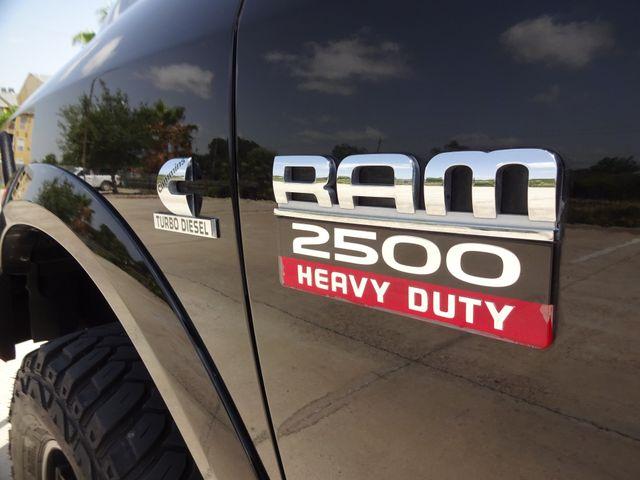 2012 Ram 2500 Laramie Mega Cab 4x4 Corpus Christi, Texas 11