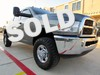 2012 Ram 2500 Crew Cab 4x4 6.7L Cummins Diesel 6 Speed Manual LIFTED Fulshear, Texas