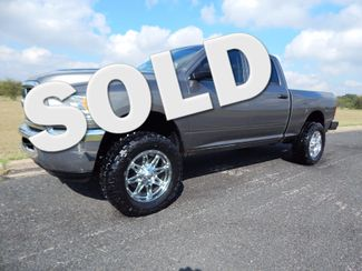 2012 Ram 2500 Leveled 6.7L 4x4 SLT | Liberty Hill, TX | Texas Diesel Store in Killeen TX