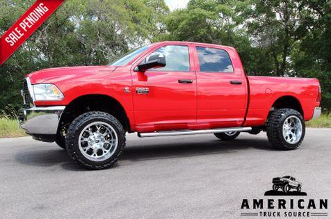 2012 Ram 2500 4x4 in Liberty Hill , TX