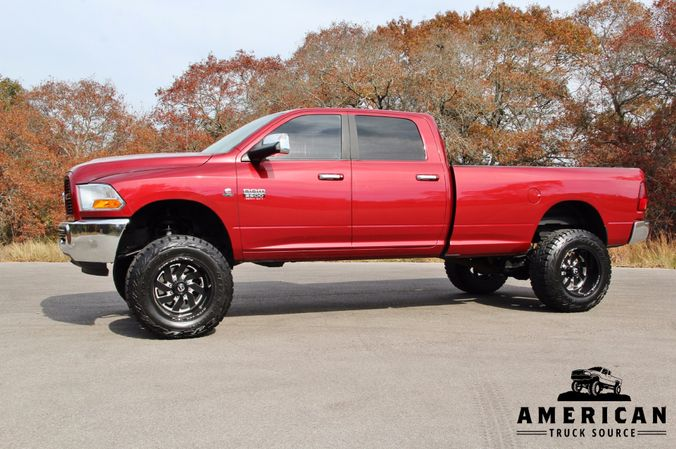 2012 Ram 2500 in Liberty Hill , TX