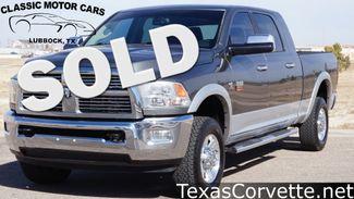 2012 Ram 2500 in Lubbock Texas
