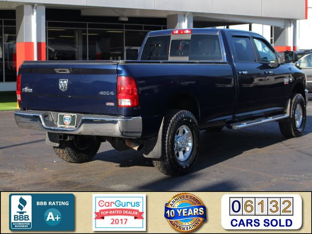 2012 Ram 2500 Big Horn Luxury Crew Cab Long Bed 4x4 - LIFTED! Mooresville , NC 2
