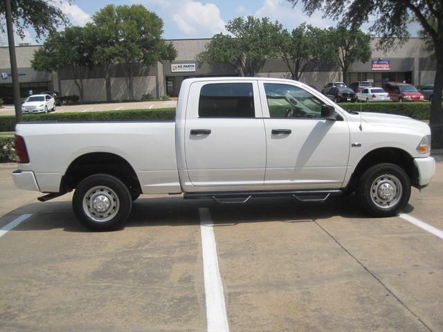 2012 Ram 2500 Crew Cab 4x4, Hemi, Power Pack, X/Nice Plano, Texas 6