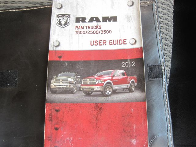 2012 Ram 2500 Crew Cab 4x4, Hemi, Power Pack, X/Nice Plano, Texas 34