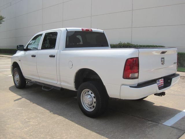 2012 Ram 2500 Crew Cab 4x4, Hemi, Power Pack, X/Nice Plano, Texas 7