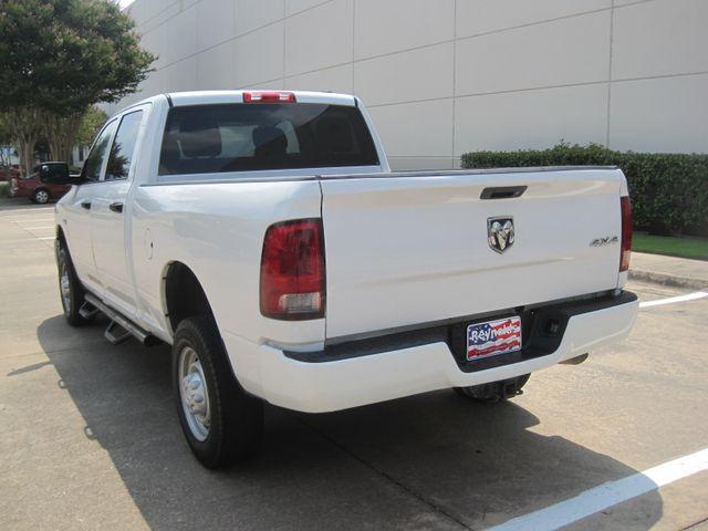 2012 Ram 2500 Crew Cab 4x4, Hemi, Power Pack, X/Nice Plano, Texas 8