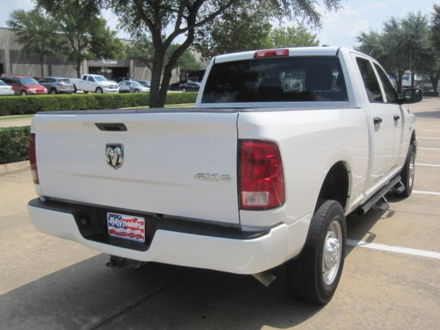 2012 Ram 2500 Crew Cab 4x4, Hemi, Power Pack, X/Nice Plano, Texas 10