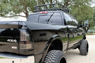 2012 Ram 2500 Laramie Crew Cab 4X4 6.7L Cummins Diesel Auto LIFTED LOADED Sealy, Texas 10
