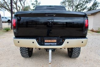 2012 Ram 2500 Longhorn Laramie Crew Cab 4X4 6.7L Cummins Diesel Auto LIFTED LOADED Sealy, Texas 18