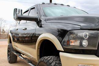 2012 Ram 2500 Longhorn Laramie Crew Cab 4X4 6.7L Cummins Diesel Auto LIFTED LOADED Sealy, Texas 2