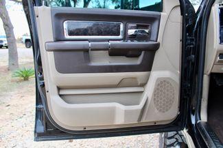 2012 Ram 2500 Longhorn Laramie Crew Cab 4X4 6.7L Cummins Diesel Auto LIFTED LOADED Sealy, Texas 38