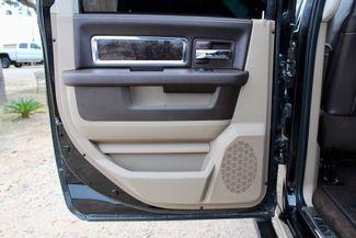 2012 Ram 2500 Longhorn Laramie Crew Cab 4X4 6.7L Cummins Diesel Auto LIFTED LOADED Sealy, Texas 42