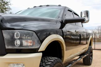 2012 Ram 2500 Longhorn Laramie Crew Cab 4X4 6.7L Cummins Diesel Auto LIFTED LOADED Sealy, Texas 4