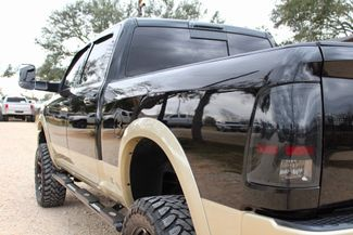 2012 Ram 2500 Longhorn Laramie Crew Cab 4X4 6.7L Cummins Diesel Auto LIFTED LOADED Sealy, Texas 8