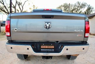 2012 Ram 2500 SLT Lone Star Crew Cab 4X4 6.7L Cummins Diesel Auto Sealy, Texas 17