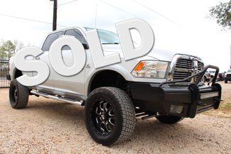 2012 Ram 2500 Laramie Crew Cab 4X4 6.7L Cummins Diesel Auto LIFTED LOADED Sealy, Texas