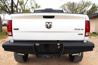 2012 Ram 2500 Laramie Crew Cab 4X4 6.7L Cummins Diesel Auto LIFTED LOADED Sealy, Texas 19