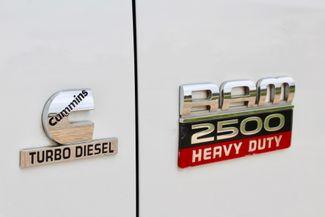 2012 Ram 2500 Laramie Crew Cab 4X4 6.7L Cummins Diesel Auto LIFTED LOADED Sealy, Texas 23