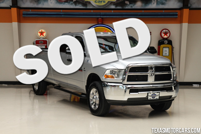 2012 Ram 3500 ST This Carfax 1-Owner accident-free 2012 Ram 3500 ST is in great shape with only 11