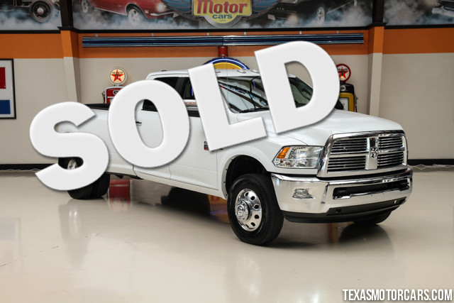 2012 Ram 3500 Laramie This Carfax 1-Owner 2012 Ram 3500 Laramie is in great shape with only 140 91
