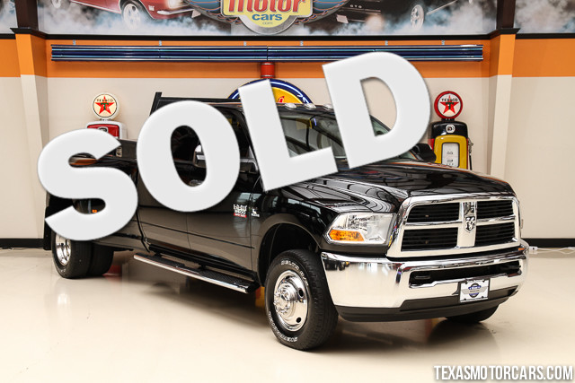 2012 Ram 3500 ST DRW This Carfax 1-Owner 2012 Ram 3500 ST DRW is in great shape with only 144 414