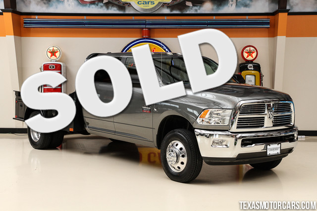 2012 Ram 3500 Lone Star This Carfax 1-Owner 2012 Ram 3500 Lone Star is in great shape with only 77