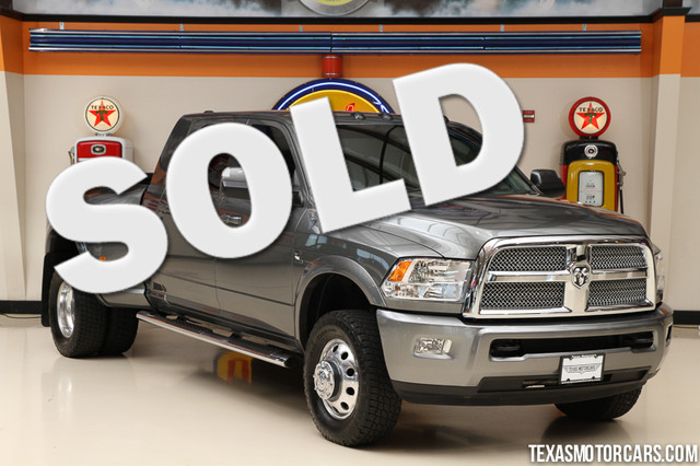 2012 Ram 3500 Laramie This Clean Carfax 2012 Ram 3500 Laramie is in great shape with only 37 378