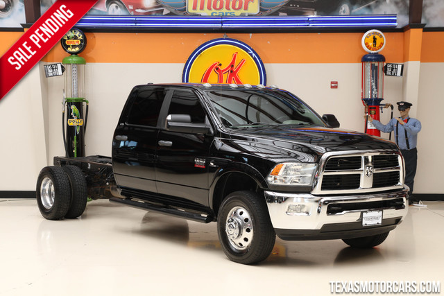 2012 Ram 3500 SLT 4x4 Financing is available with rates as low as 29 wac Get pre-approved in