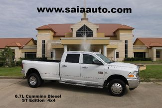 2012 Ram Dodge 3500 Crew Cab St Dually 4wd 6.7 Diesel CHROME APP PKG PWR PKG AUTO TOW PKG  CLEAN CAR FAX SERVICED DETAILED READY TO GEAUX | Baton Rouge , Louisiana | Saia Auto Consultants LLC-[ 2 ]