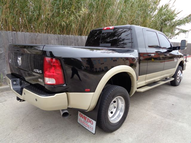 2012 Ram 3500 Laramie Longhorn Corpus Christi, Texas 3